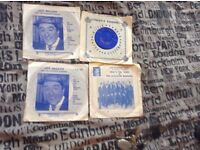 Glasgow Rangers vinyls for sale