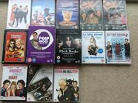 Comedy DVDS
