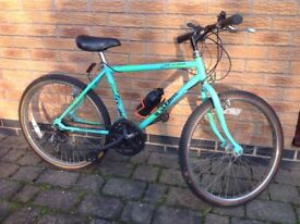 Boys bike vgc. Raleigh, £60