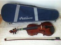 Primavera 1/4 Size Violin