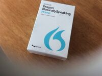 Unwanted, original packaging - Nuance Dragon Home speech recognition software v 13.