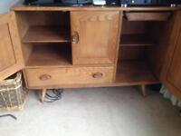 Ercol Windsor sideboard vintage furniture