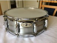 PEARL, SENSITONE ELITE, ALUMINIUM CUSTOM ALLOY SNARE DRUM