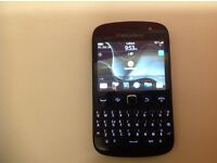 blackberry 9720 touch and pad fully working on Vodafone / Lebara