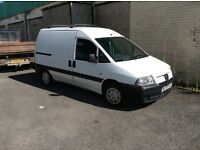 Peugeot expert diesel starts and drives perfect mot ready to go