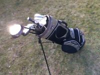 Set of St Andrews Tour collection golf clubs