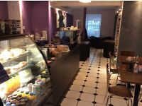 Cafe for Sale - West End - Edinburgh
