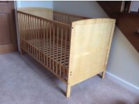 Kiddicare Somerset Cotbed