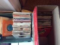 "Vinyl 7"" single records"