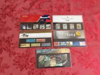 Philatelic Presentation packs stamps an assortment of 25