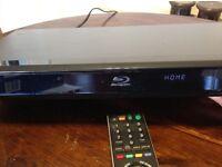Sony blu-ray DVD recorder