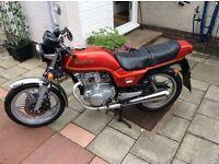 Honda 1980 400cc Super Dream