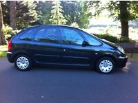 CITROEN XSARA PICASSO DESIRE 1.6 HDI EDITION, 5 SPEED MANUAL, ONE OWNER, LONG MOT, GREAT CONDITION
