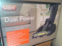Vax Dual Power Total Home cleaner and solution (New in box unopened)