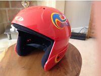 Salomon junior/toddler ski helmet