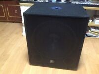 A fantastic deep bass reverse cab for sale