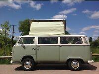 VW T2 Bay Campervan