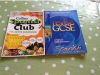 Brand New Spanish Revision Guides and CD's