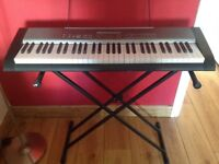 Casio Keyboard LK 120