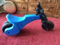 Kids Ride on Ybike in Blue