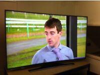 """Samsung 65"""" curved UHD / smart at Morley tv sales, Morley, LEEDS"""