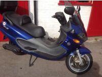 PiaggioX9 250 scooter