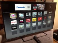 PANASONIC 50-inch SMART FULL HD LED TV,built in Wifi,Freeview HD,Netflix,Fully Working