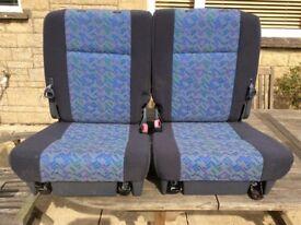 Rear seats from a 1997 RAV4