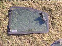 Astra gte rear quarter windows