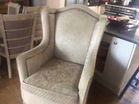 Lovely Barker and Stonehouse Armchair Free to Pick Up
