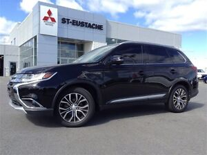 2016 Mitsubishi Outlander GT **4X4/AWC**TOIT OUVRANT** MAGS**CUI