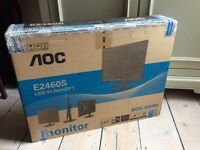 Voc monitor 61 cms new in Box