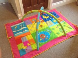 Extra large baby playmat, suitable for twins
