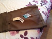 Gents new and used trousers