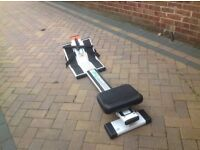 Resistance Rowing Machine - simple and effective