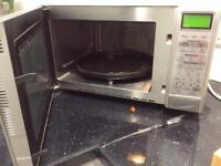 Sharp Microwave/Combination Oven & Grill