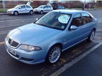 Rover 45 club 1.4 ltr 2004 5 door hatchback