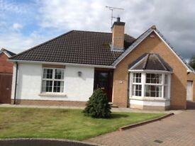 3 Bedroom Bungalow, Knockantern Grove, Coleraine