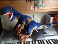Largs Dinosaur soft toy