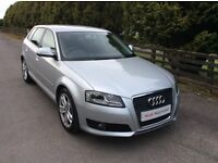 2009 AUDI A3 1.9 TDI SPORT VERY LOW MILES FULL SERVICE HISTORY