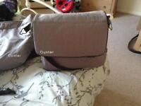 Oyster2 grey city edition pram and carry cot