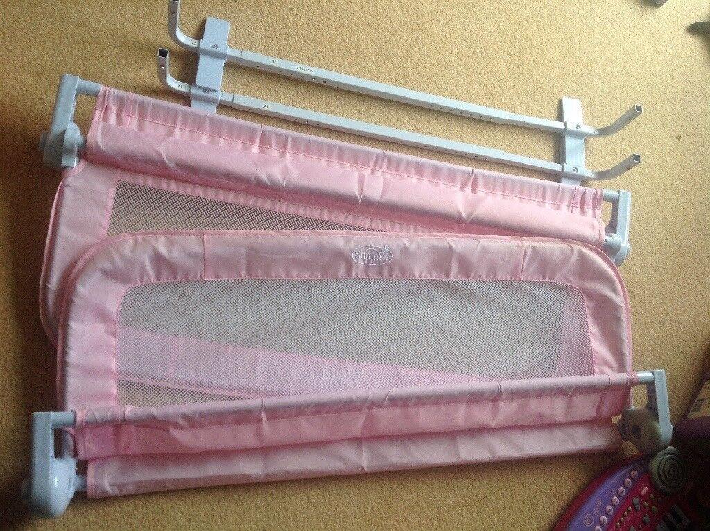 Summer kids / toddler Bed Rails