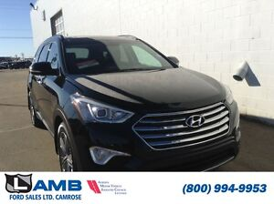2014 HYUNDAI SANTA FE AWD XL PREMIUM; Push Button Start, Navigat