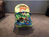 Baby Bouncer in Immaculate Condition