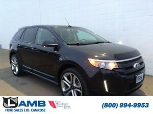 2014 Ford Edge Sport 400A AWD Moonroof Navigation Power Liftgate