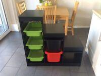 Trofast Ikea storage unit for kids bedroom