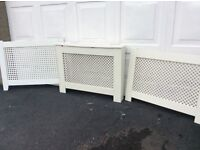 3ea Storage Heater wooden Guards.