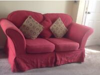 2 x settees for sale , great condition. £100