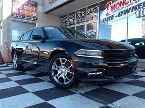 2016 Dodge Charger SXT with Navigation and AWD!