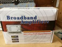 Broadband amplifier